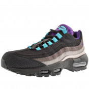 Product Image for Nike Air Max 95 LV8 Trainers Black