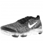 Product Image for Nike Air VaporMax Flyknit 3 Trainers Black