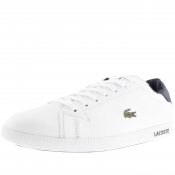 Product Image for Lacoste Graduate Trainers White