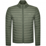 Product Image for Lacoste Full Zip Jacket Green