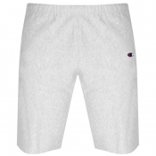 Product Image for Champion Jersey Logo Shorts Grey