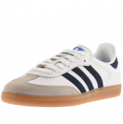 Product Image for adidas Originals Samba OG Trainers White