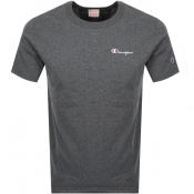 Product Image for Champion Crew Neck Logo T Shirt Grey