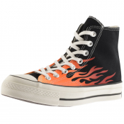 Converse Chuck 70 All Star Hi Top Trainers Black