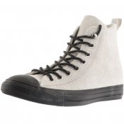 Converse All Star Hi Top Trainers Grey