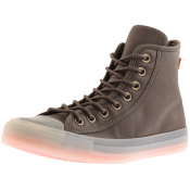 Product Image for Converse All Star Hi Top Trainers Brown