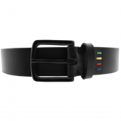 PS By Paul Smith Leather Belt Black