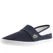 Lacoste Marice Plimsoll Navy
