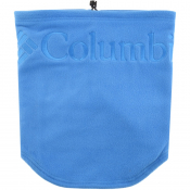 Columbia Fleece Logo Gaiter Scarf Blue