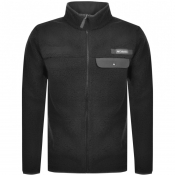 Columbia Mountain Side Full Zip Fleece Black