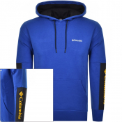 Product Image for Columbia Fremount Logo Hoodie Blue