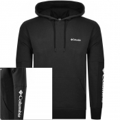 Product Image for Columbia Fremount Logo Hoodie Black