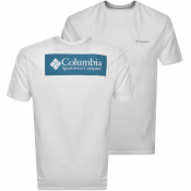 Columbia North Cascades T Shirt White