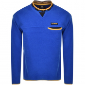 Columbia Wapitoo Pullover Fleece Blue