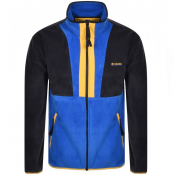 Columbia Back Bowl Full Zip Fleece Blue