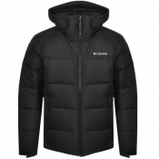 Columbia Pike Lake Hooded Logo Jacket Black