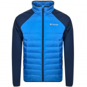 Columbia Lake 22 Hybrid Down Jacket Blue
