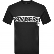 Product Image for Converse Legacy Logo Oversized T Shirt Black