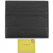 Ted Baker Steemer Leather Cardholder Black