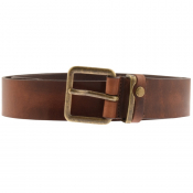 Ted Baker Katchup Leather Belt Brown