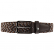 Product Image for Ted Baker Teddie Woven Belt Brown