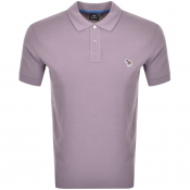 PS By Paul Smith Regular Polo T Shirt Purple