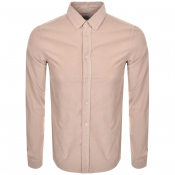 Product Image for PS By Paul Smith Long Sleeved Corduroy Shirt Beige