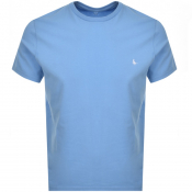 Product Image for Jack Wills Sandleford Short Sleeved T Shirt Blue