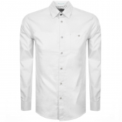 Ted Baker Long Sleeved Zachari Shirt White