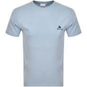 Product Image for Money Crew Neck Pastel T Shirt Blue