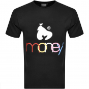 Product Image for Money Crew Neck United Colours T Shirt Black