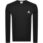 Product Image for Money Long Sleeved Crew Neck T Shirt Black