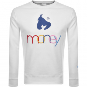 Money United Colours Of Money Sweatshirt White