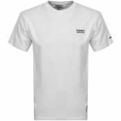 Product Image for Tommy Jeans Logo T Shirt White
