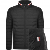 Product Image for Tommy Hilfiger Stretch Quilted Jacket Black