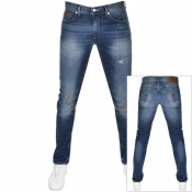 Product Image for Armani Exchange J13 Slim Fit Jeans Blue