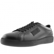 Product Image for Versace Jeans Couture Brad Logo Trainers Black