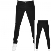 Product Image for Armani Exchange J14 Skinny Fit Jeans Black