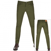 Levis 512 Slim Tapered Jeans Green