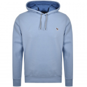 PS By Paul Smith Regular Pullover Hoodie Blue