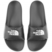 The North Face Nuptse Sliders Black