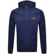Product Image for Lyle And Scott Pullover Softshell Hoodie Navy