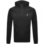 Product Image for Lyle And Scott Pullover Softshell Hoodie Black