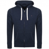 Tommy Hilfiger Loungewear Icon Zip Hoodie Navy