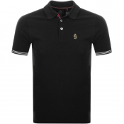 Product Image for Luke 1977 New Mead Polo T Shirt Black