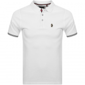 Luke 1977 New Mead Polo T Shirt White