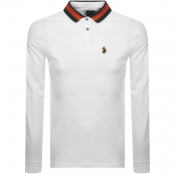Product Image for Luke 1977 Shooting Star Polo T Shirt White