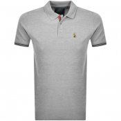 Product Image for Luke 1977 New Mead Polo T Shirt Grey