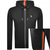 Product Image for Luke 1977 Jaguar Full Zip Hoodie Black