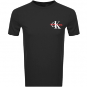 Product Image for Calvin Klein Jeans Monogram Logo T Shirt Black